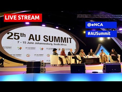 LIVE: Leaders gather at AU Summit