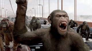 Rise of the Planet of the Apes - Rise of the Planet of the Apes Movie review by Kenneth Turan