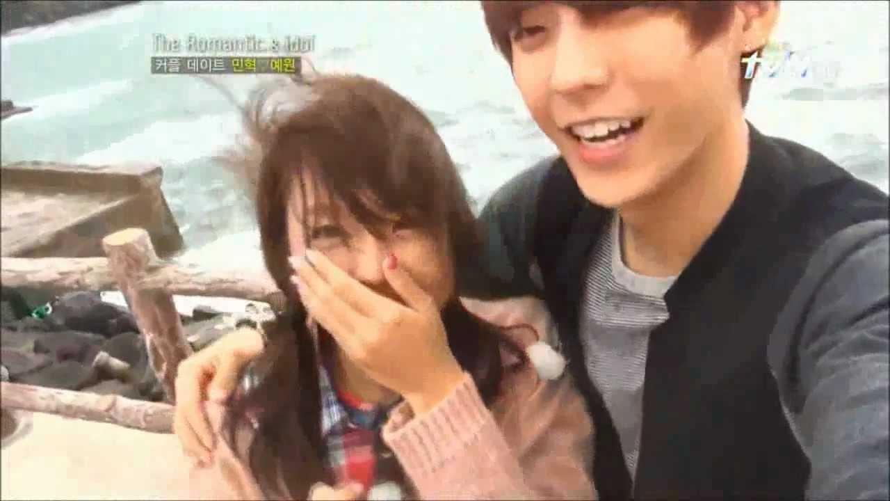 yewon and kwanghee dating website