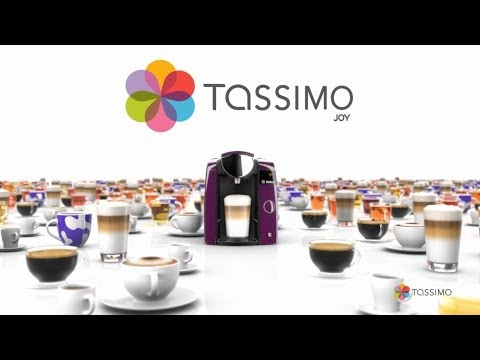 Tassimo JOY// PictureElements 3D Animation und Postproduktion München