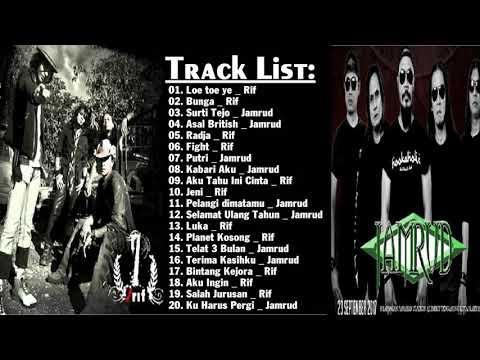 Top lagu terbaik || Rif & Jamrud - all album || lagu terpopuler sepanjang masa