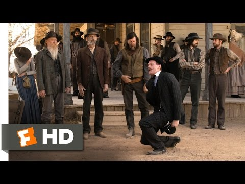 A Million Ways to Die in the West (7/10) Movie CLIP - Sh**ty Showdown (2014) HD