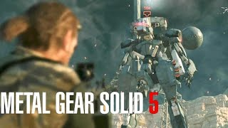 Easy Way To Beat Mission 31 Sahelanthropus Get S Ranking Metal Gear Solid V