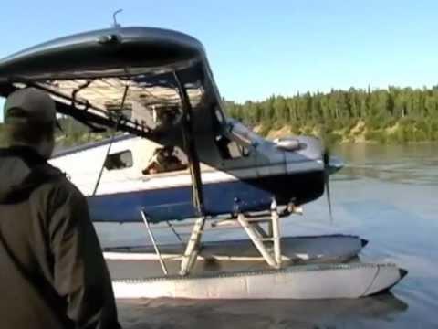 Alaskan videolike for Lunkerstv fishing rods