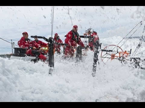 The Walking Dead - Volvo Ocean Race 2011-12