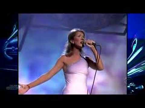 Celine Dion - My Heart Will Go On ranked #2 Grammy moment!