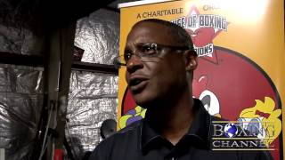 Curtis Hunt,  President of the House of Boxing Champions explains how their organization works.