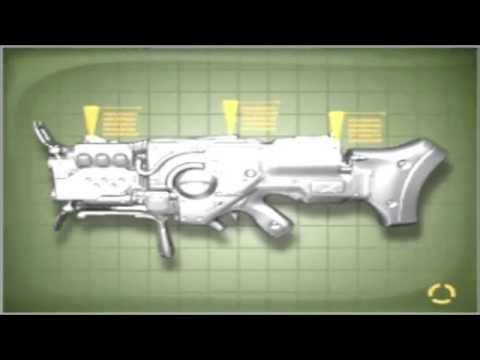 Doom 3 - Series 3 Plasma Gun Briefing