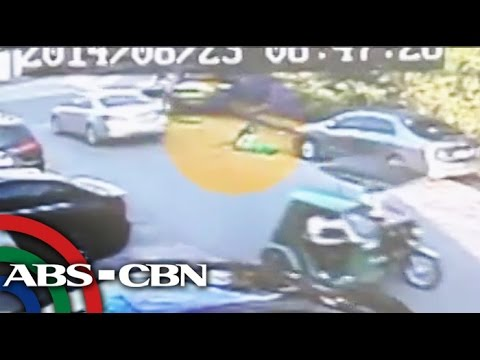 Naked girl escapes from car in Mandaluyong