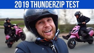 2019 THUNDERZIP TEST | VOL GAS MET JOEY