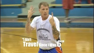 "38 Year Old Jason Williams ""White Chocolate"""