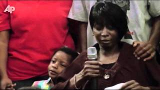 Troy Davis' Sister: 'Stand Here for My Brother'