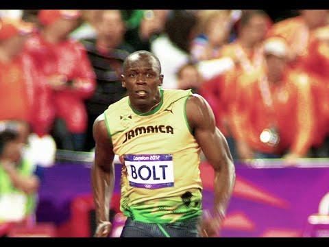 Usain Bolt - rewriting the history books!