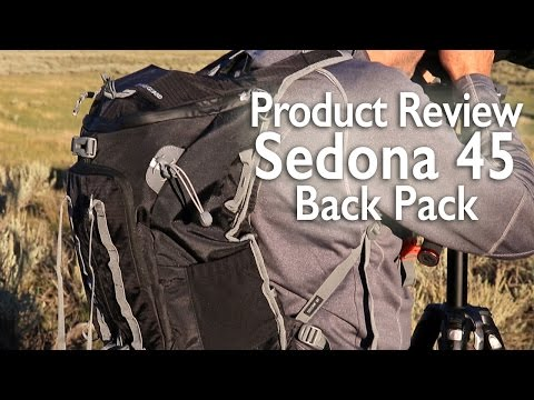 Product Review - Vanguard Sedona 45 Backpack