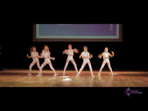 """Студия танца """"SLAM"""" / Танцевальный взрыв 2108 / Ювеналы"""