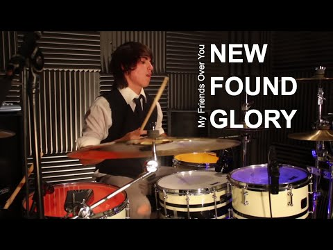 Ricky - NEW FOUND GLORY - My Friends Over You (Drum Cover)