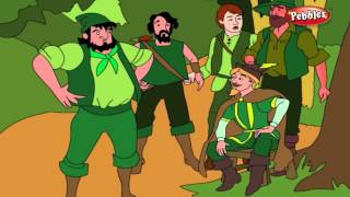 Robinhood Stories | Classic Adventure Stories in English | English Stories For Kids