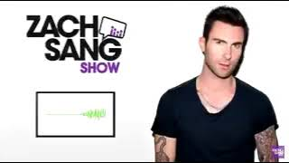 Adam Levine Talks About Charlie Puth On The Zach Sang Show😂😂😂Credit @CPuthUpdate on Twitter