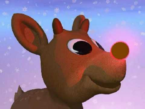 Randolph The Brown-Nosed Reindeer --- FUNNY CHRISTMAS SONG & VIDEO --- watch out Rudolph !!!