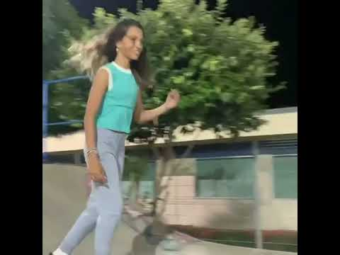 Watching @rayssalealsk8 is always a pleasure 😯 | Shralpin Skateboarding