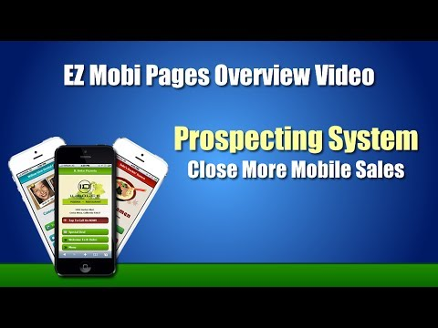 Mobile Website Creator | Mobile Website Design Tool
