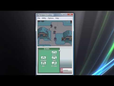 Pokemon Soul Silver NO$GBA English Rom