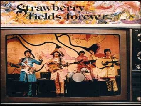 Strawberry Fields Forever (Backwards)