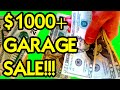 AWESOME $1000+ GARAGE SALE!!! | LaneVids & TheFunnyrats