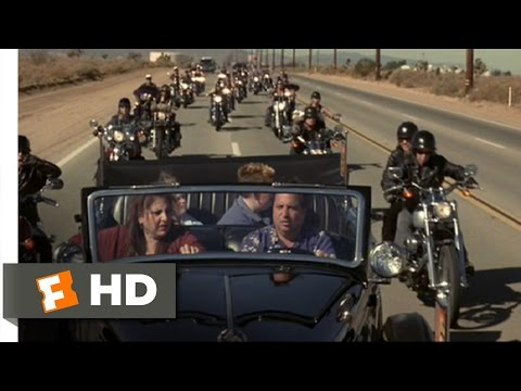 Rat Race (8/9) Movie CLIP - Hitler's Car (2001) HD