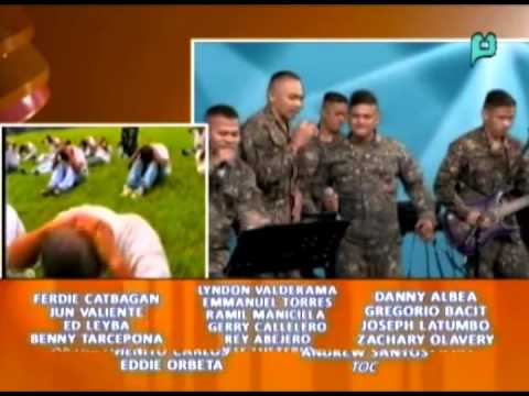 [Good Morning Boss] Philippine Marine Corps Band Performs Talk Dirty [11|05|14]