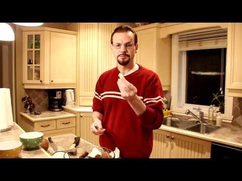 Видео как открыть кокос