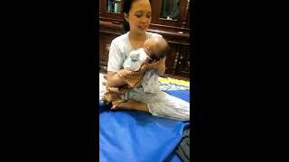 Dede bayi pengen ASI