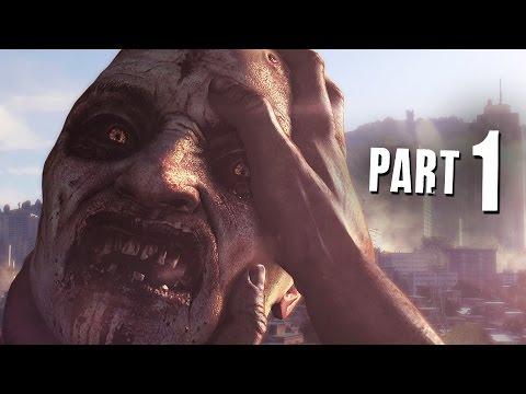 Dying Light Gameplay Walkthrough Part 1 - INTRO - PC GAMEPLAY