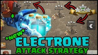 *NEW* Overpowered Electro Dragon 3 Star Attack Strategy   Clash of Clans