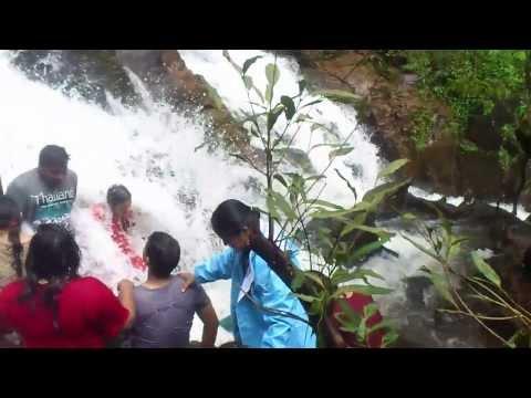 Fabulous MadheGhat waterfall