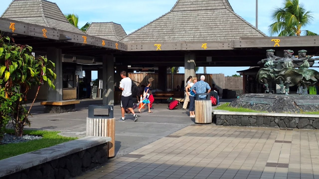 Kona Car Rental Airport
