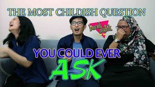 THE MOST CHILDISH QUESTION YOU COULD EVER ASK - Buruk/Cantik w/ Mat Luthfi  from Thinker Studios