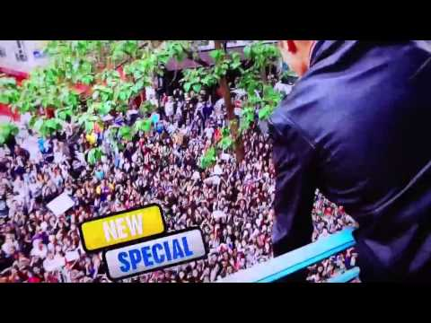 Justin Bieber: All Around the World Disney Channel Preview
