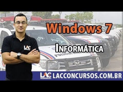 PM MA - Informática - Windows 7