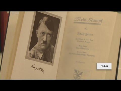 Should we fight 'Mein Kampf'?