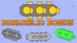 HOW TO BEAT EVERY DOBLONS.IO BOSS!! // New Santa Maria Boss, SS Doblons, Black Pearl, Dutchman