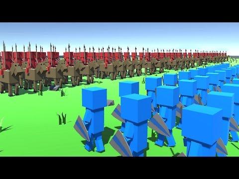 TOTALLY ACCURATE BATTLE SIMULATOR 2.0! (Ancient Warfare 2) thumbnail