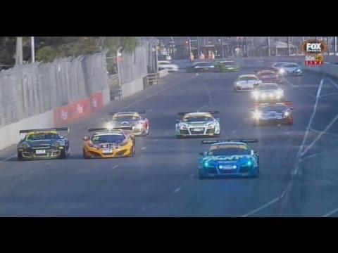 2015 Australian GT Championship - Adelaide - Race 1