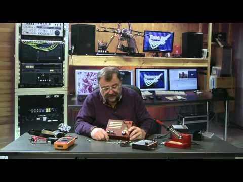 rudolphs checkup radios selber bauen. Black Bedroom Furniture Sets. Home Design Ideas