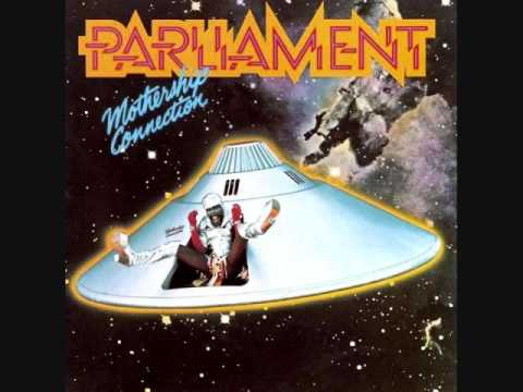 Parliament ‎– Mothership Connection (Full Album)