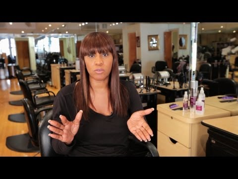 How to Prevent Tangled Extensions   Black Hairstyles