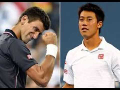 US Open Kei Nishikori beats Novak Djokovic in the semi-finals| BREAKING NEWS - 07 AUG 2014