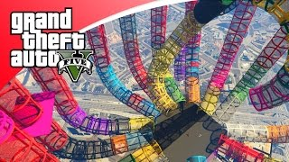 GTA V Online - GET OWNED VODAFONE & MEGA TROLL! (GTA 5 Funny Races)