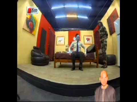 Kouthia Show - Karim Wade pleure dans sa cellule - 24 Mars 2015