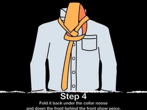 Tie a Tie - Tie Knots | Tying a tie | How to Tie a Necktie | How to Tie a Tie Easy